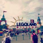 Eingang Legoland Billund