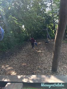 Madsby Legepark Tarzanbahn