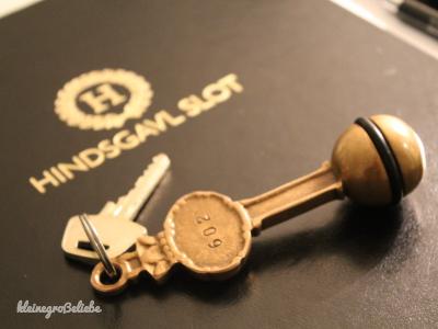 Hindsgavl Schlüssel