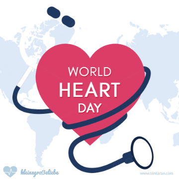 World Heart Day – My Heart. Your Heart.