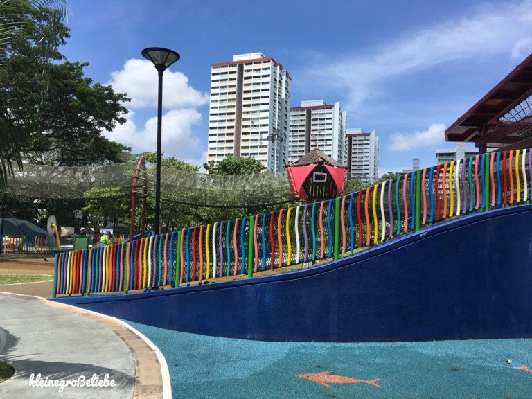 Singapur - Playground Marine Cove