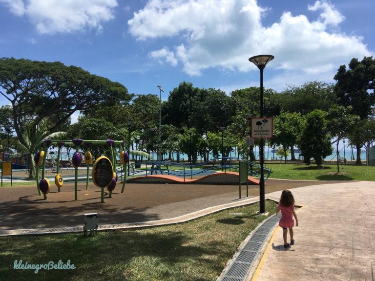 Singapur - Marine Cove Playground