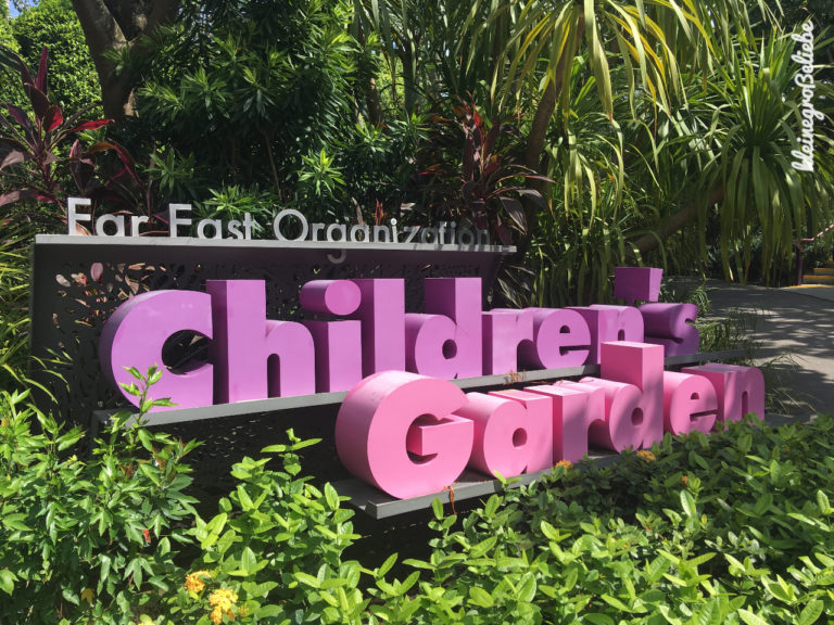 Singapur Far East Organization Children's Garden