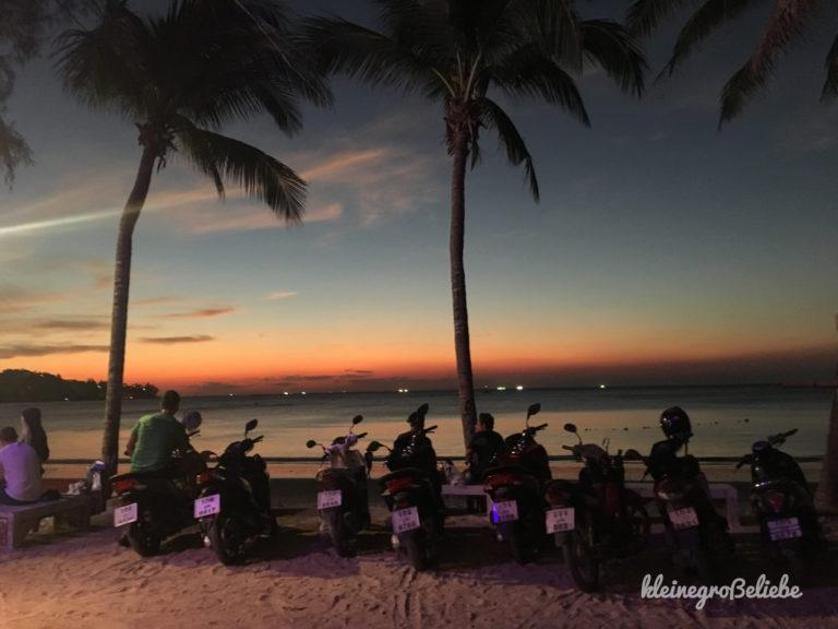 Kamala Beach Sunset