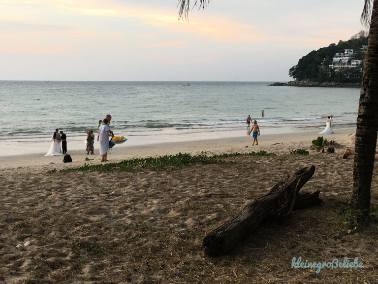 Kamala Beach - Wedding
