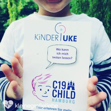 C19.CHILD Hamburg – die große Kinderstudie der Hamburger Kinderkliniken