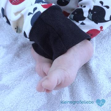 Hallo kleines Herz(ens)kind – die Geburt