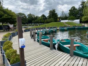 Kolding Legepark - Ruderboot
