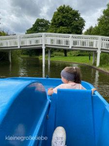 Kolding Legepark - Tretboot