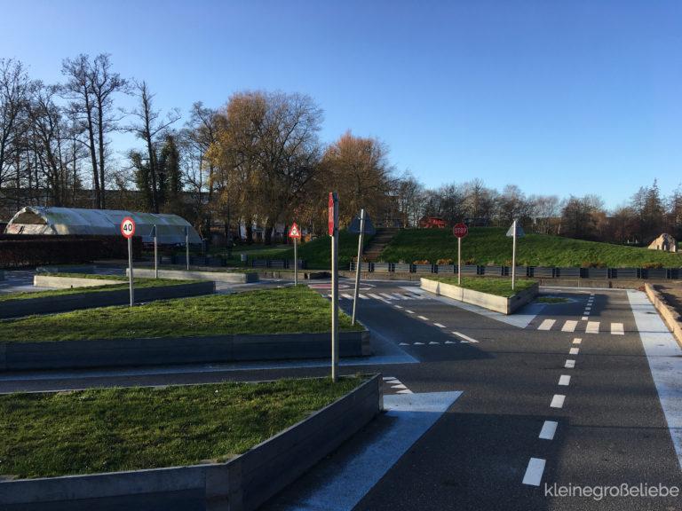 Legepark Kolding - Trafikskolen