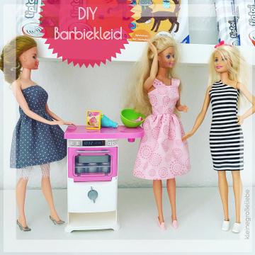 DIY: Barbiekleider – easypeasy selbstgenäht